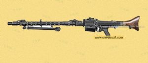 RWA MG34 AEG (out of stock, pre order for April 2014)